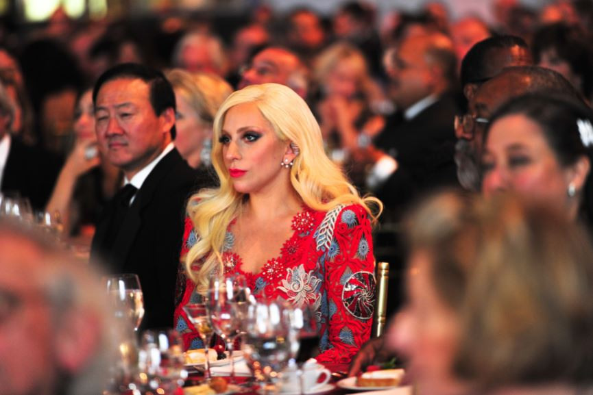 lady gaga art award