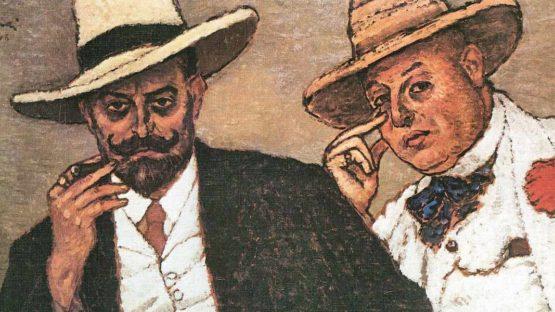 Lajos und Odon, 1918