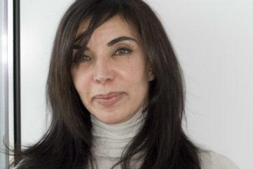 Lalla Essaydi - Artist portrait, photo via artsalesmfaedu