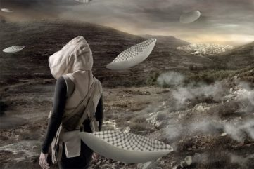 Larissa Sansour - In the Future They Ate From the Finest Porcelain