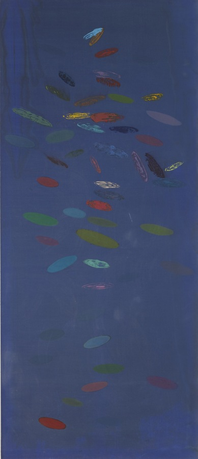 Larry Poons-Bo Jangle-1968