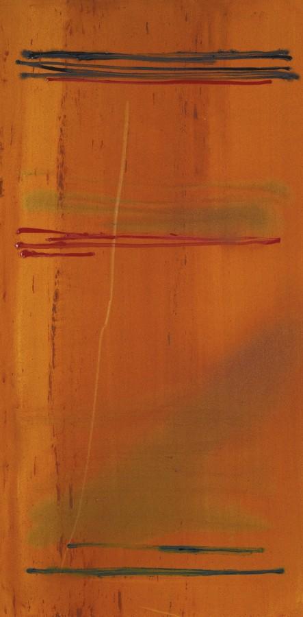 Larry Zox-Yellow Maru-1981