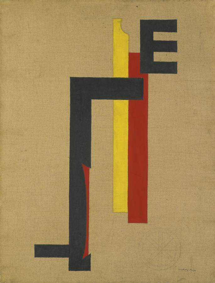 Laszlo Moholy-Nagy-E-Bild (E Picture)-1921