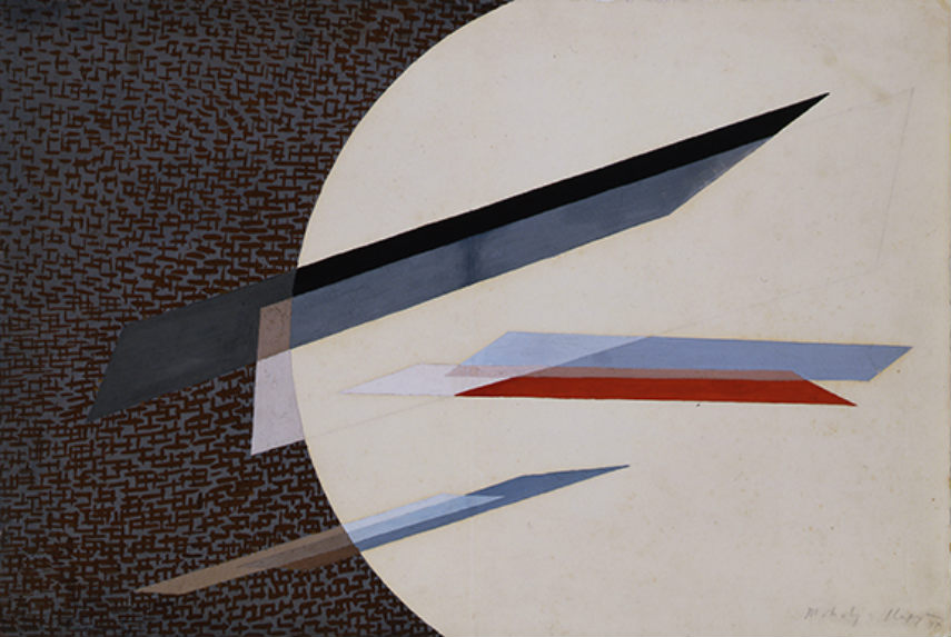 Laszlo Moholy-Nagy - Untitled, 1935 lászló new design chicago painter hungarian photographer work technology artist