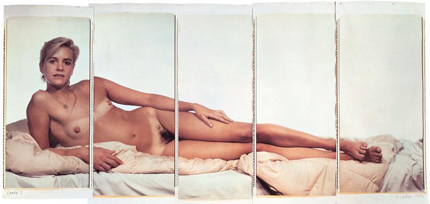 Chuck Close - Laura I, 1984