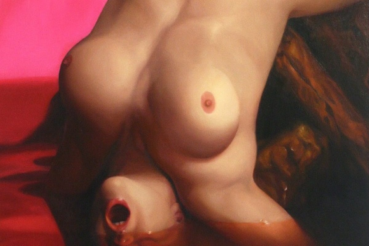erotic art, Laura Krifka