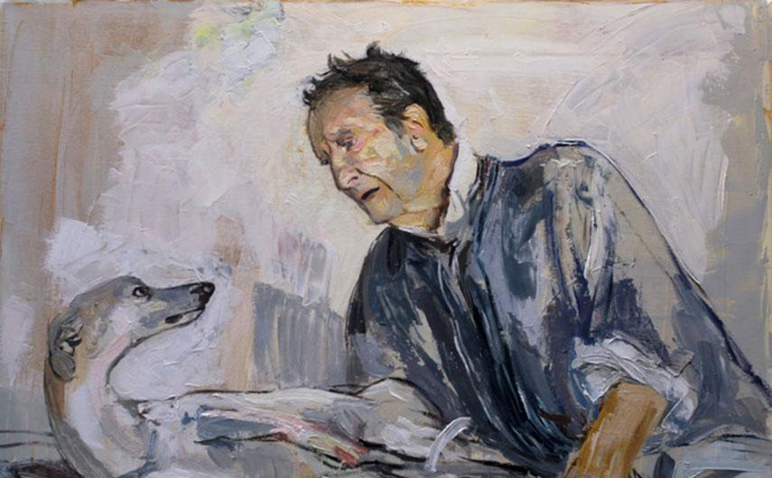 Laura La Wasilewska - Reverie (Detail), 2014