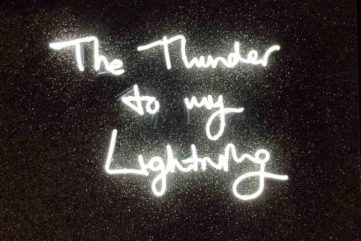 Lauren Baker's New Solo Show in London is Electric!