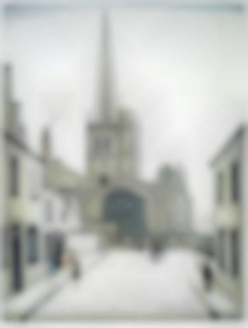 Laurence Stephen Lowry-Burford Church-