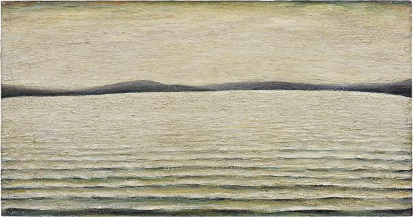 Laurence Stephen Lowry-Reservoir-1952
