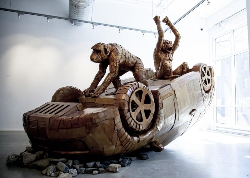 Hamburg Urban Art Hub – Knotenpunkt