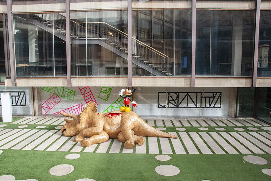 Laurence Vallieres Urvanity Art Madrid 2020