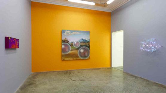 Laurent Grasso - installation view