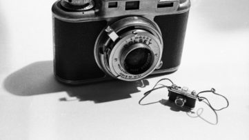Laurie Simmons - Big Camera Little Camera