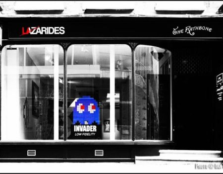 LAZARIDES London