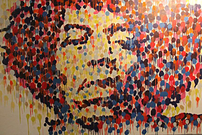 Lazoo - Portrait Of Jimi Hendrix