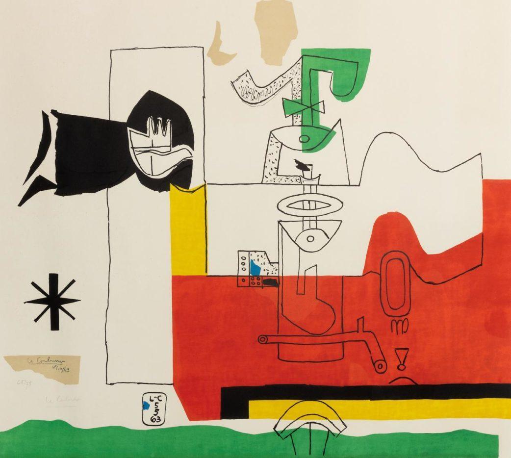 Le Corbusier - Totem