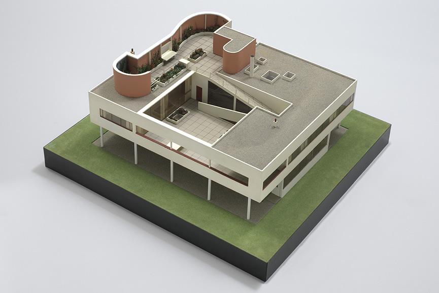Le Corbusier (Charles-Édouard Jeanneret) and Pierre Jeanneret - Villa Savoye, Poissy-sur-Seine, France, 1932