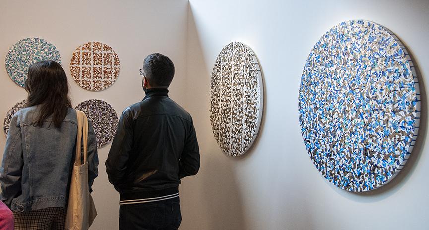 Le Feuvre Roze, Urvanity Art 2020 Madrid