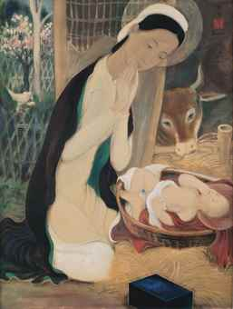 Le Pho-Nativite (The Nativity)-1941