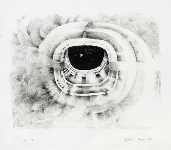 Lee Bontecou-Ninth Stone-1968