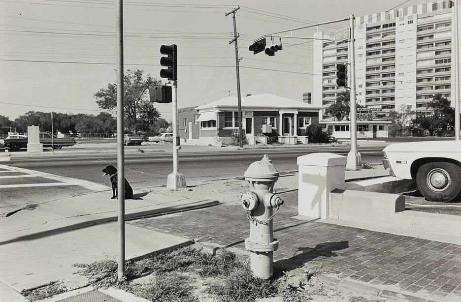 Lee Friedlander-Albuquerque, Nm-1972