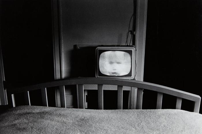 Lee Friedlander-Galax, Virginia-1962