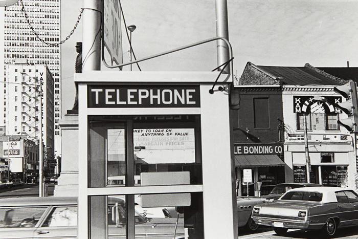 Lee Friedlander-Mobile, Alabama-1969