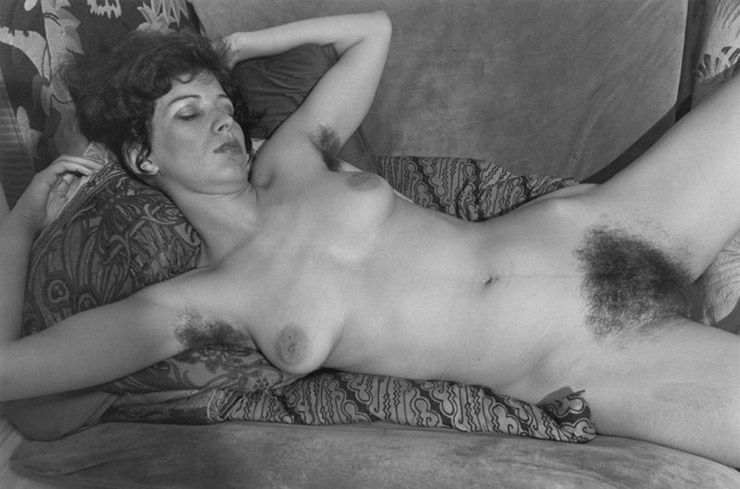 Lee Friedlander Nudes