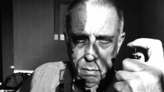Lee Friedlander - Self Portrait - Image via dodho