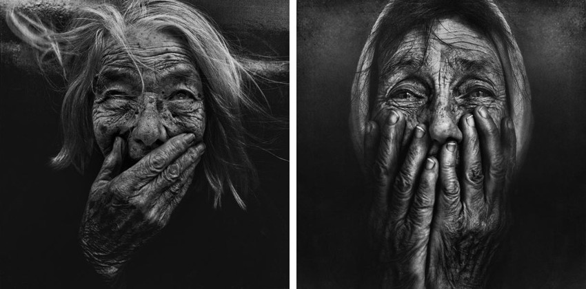 Lee Jeffries - Untitled #7 - Untitled #8