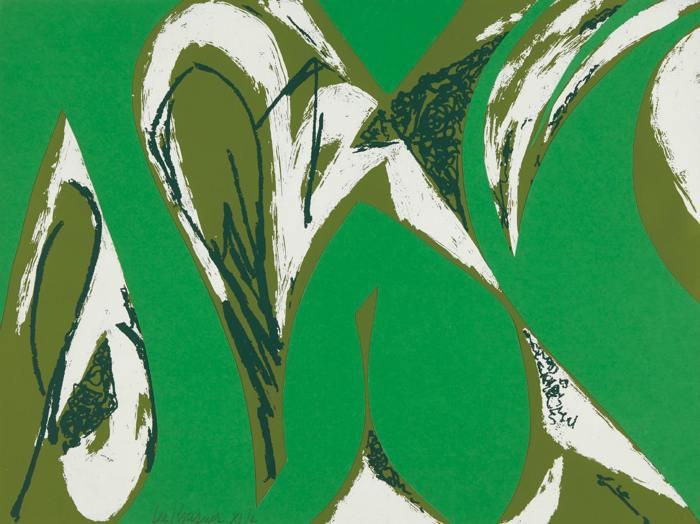 Lee Krasner-Free Space-1975