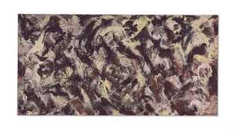 Lee Krasner-Night Birds-1962