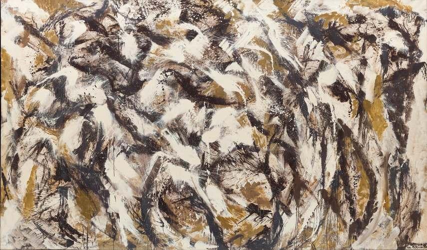 Lee Krasner - Polar Stampede