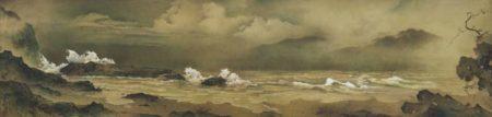 Lee Man Fong-Laut Dengan Deburan Ombaknya (Breaking The Waves)-1960