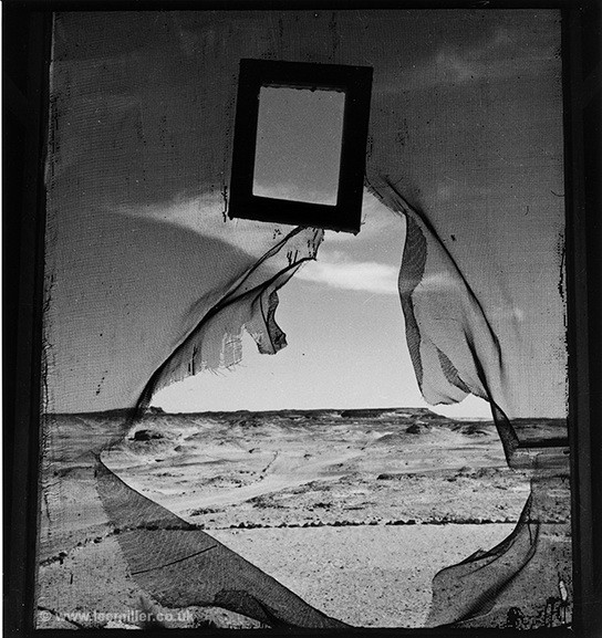 Lee Miller - Portrait of Space, Nr Siwa, Egypt