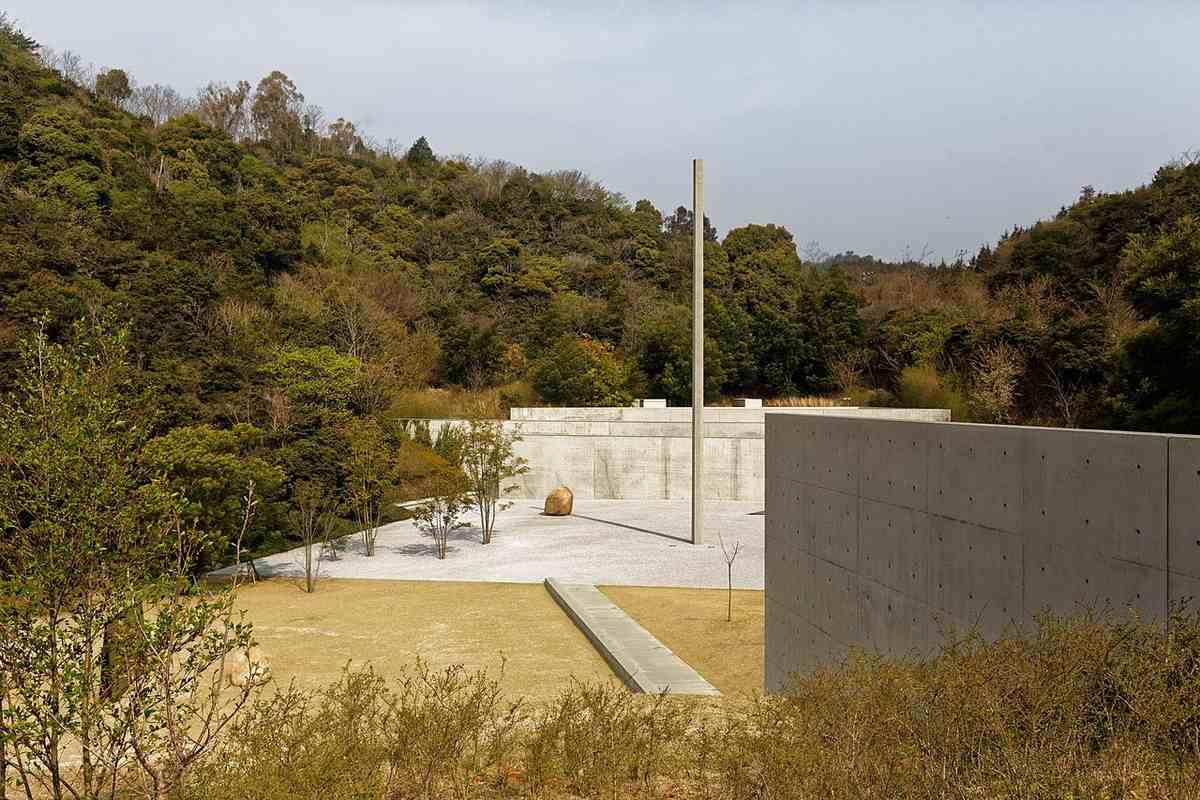 Lee Ufan Museum at Naoshima Island, Japan