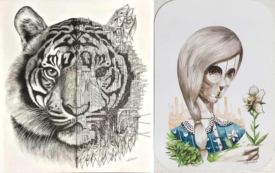 ARDIF - Tiger Mechanimal, 2017, Pixel Pancho - Orchidea, 2017