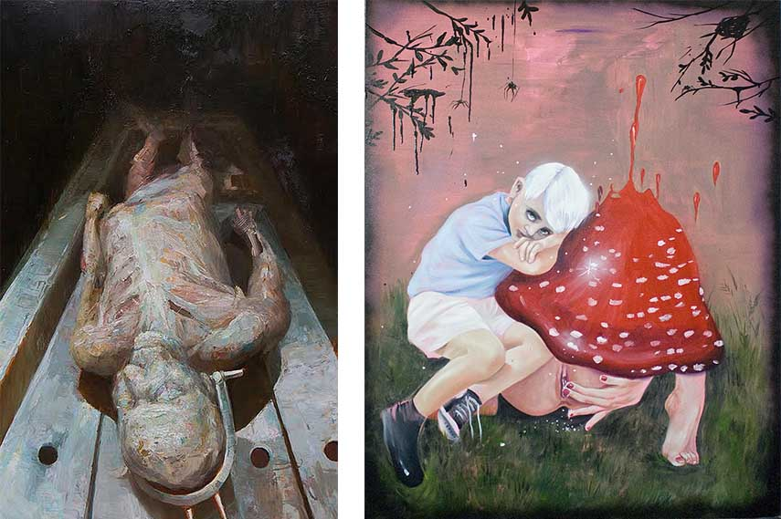 Stephen Romano Gallery william april charles christian mortensen recent