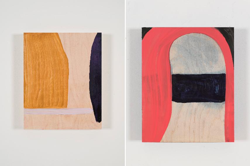 Left- Andrea Belag - Date 2016; Right- Andrea Belag - Tiunnel 2016
