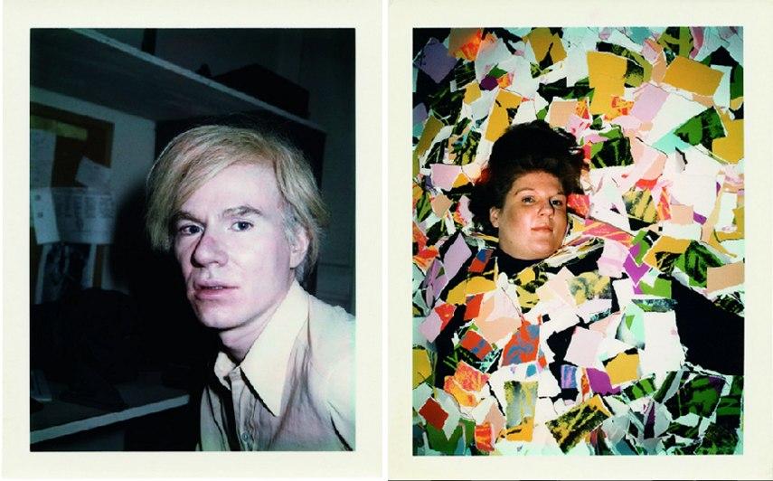 Brigid Berlin Polaroids new books age search like 2015 press time books new york