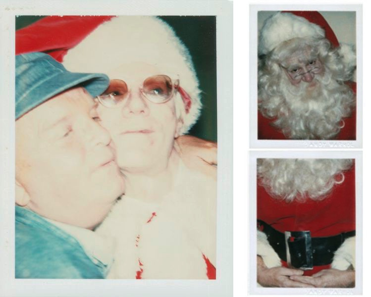 Warhol's work featured in december