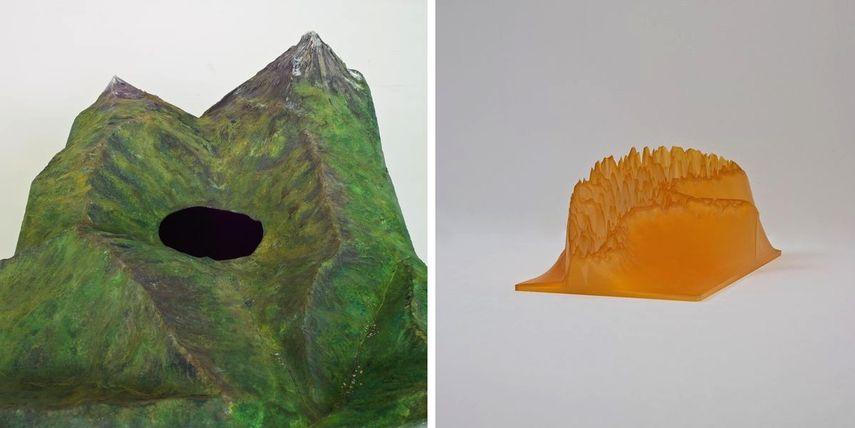 Landscape Void, 1990, Landscape, 1992