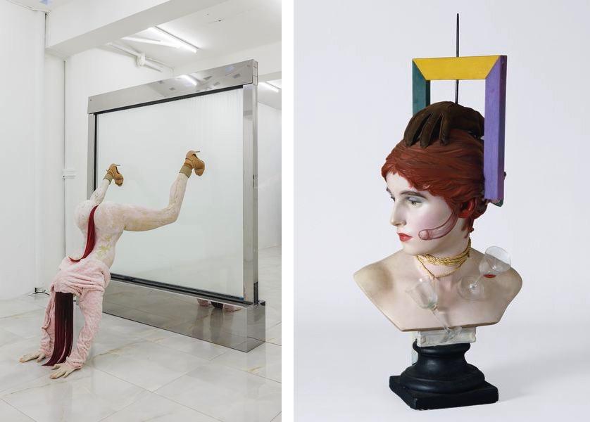 Anna Uddenberg - Rich Rose, 2017, Wilhelm Freddie - Sex-paralysappeal, 1936