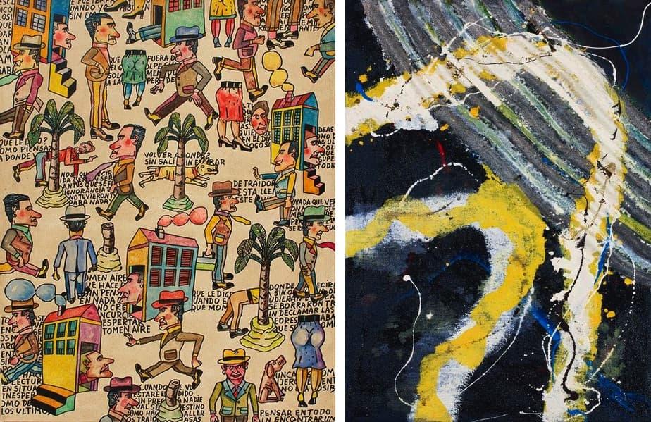 Antonio SEGUI - Salir coriedo, 2015, Tsuyoshi MAEKAWA - Work 130918, 1994