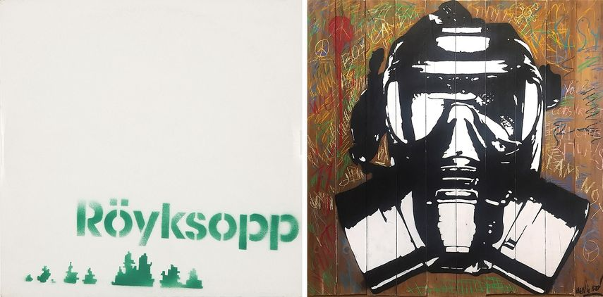 Röyksopp, 2002, Mask, 2016