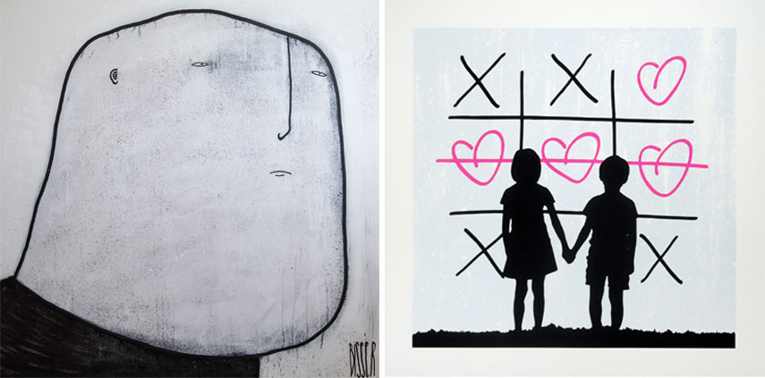 Left: Bisser - 15min / Right: 3F - XO