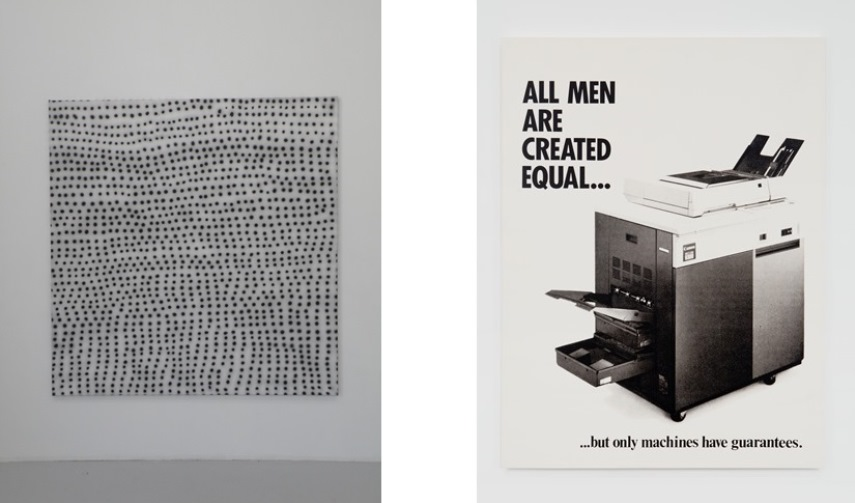 Left: Blanchard - PoemeoII, 2014 / Right: MS - All Men Are Created Equal