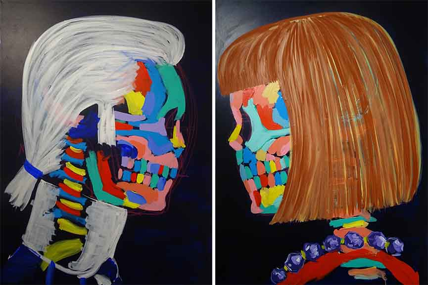 Bradley Theodore Interview 2015 artist new work york