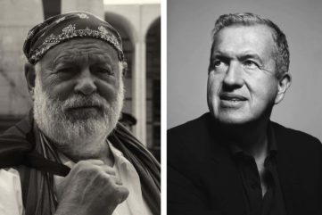 Photographers Mario Testino and Bruce Weber Accused of Sexual Harassment